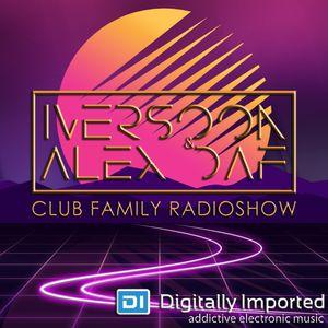 Iversoon & Alex Daf - Club Family Radioshow 161 on DI FM (26.11.18)