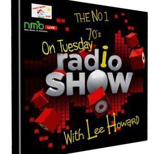 """STRAIGHTHROUGH! Lee Howard On The """"No 1 70's Show"""" Tues 25th April 2017 (NEWS & ADVERTS OUT)"""