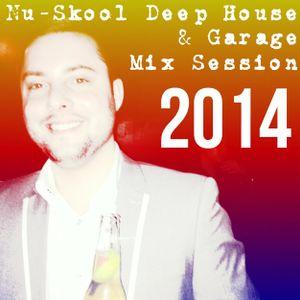 DJ ASMATIC - Nu-Skool Deep House & Garage Mix Session 2014