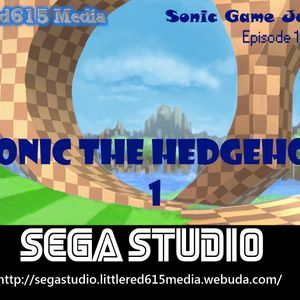 Ep. 1 - Littlered615 Media: Game Night – Sonic 1