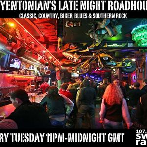 The Late Night Roadhouse: Tuesday December 20th, 2016