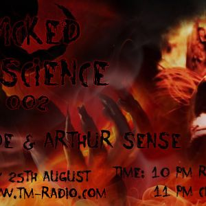 Arthur Sense - Wicked Conscience #002 Guest Mix [August 2012] on tm-radio.com