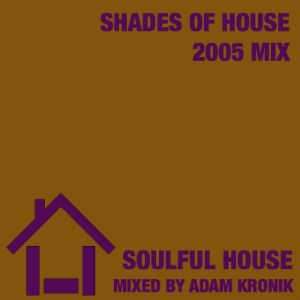 Shades of House (mixed in 2005)