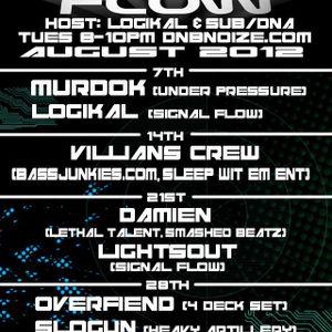 LightsOut @ Signal Flow Radio 8 21 12