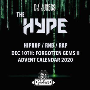 #TheHype Advent Calendar - Dec 10th: Forgotten Gems II - @DJ_Jukess