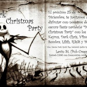 djr3s3t - Dark Christmas Party (25-12-2010)