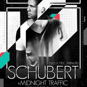 Midnight Traffic at Komatoes w/ SCHUBERT 01-08-2015