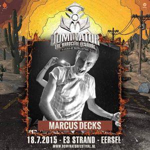 Marcus Decks @ Dominator Festival - Riders Of Retaliation 2015