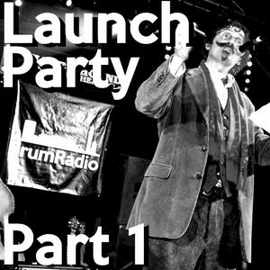 Brum Radio's Launch Party! Pt 1:  ViX, The Bank Accounts and Anthony Price (02/03/2016)