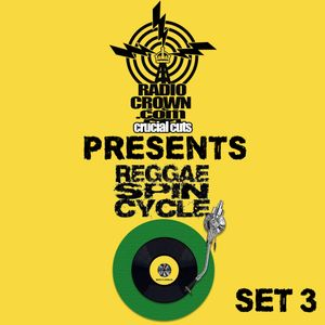 Radio Crown Presents Reggae Spin Cycle's Suburban Hi-Fi Set Three