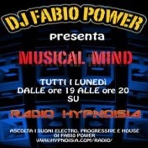 Musical Mind - Fabio Power - 16.01.2012