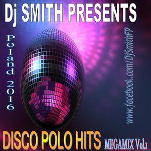 DJ SMITH PRES.DISCO POLO HITS MEGAMIX VOLUME 1