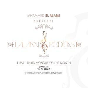 Mhammed El Alami - El Alami Podcast 005 with Amir Hussain Guest Mix