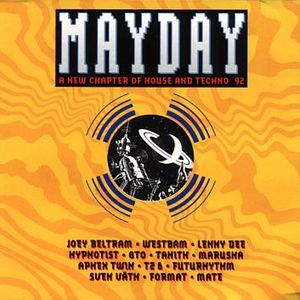 Mayday 1992_Cosmic Baby (04-30-1992)