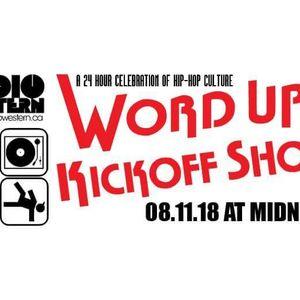Word Up! - The Word Up! Kick Off Show - Tyler Hetherington