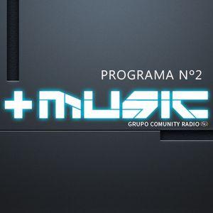 podcast +music (program 2) [www.masmusic.com.es]