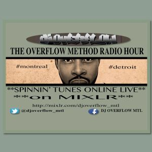 THE OVERFLOW METHOD RADIO HOUR #1: LIVE J Dilla Tracks+Samples