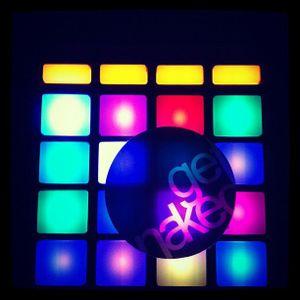 Atesh K. Live DJ Set / GetNaked @ Corner Pub (01.08.2012)