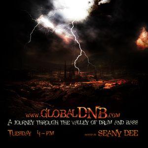 Seany dee live on globaldnb.com 3/7/12