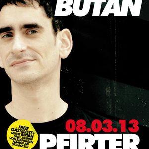 Goran Efendic @sound of BUTAN
