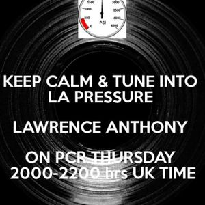 dj lawrence anthony pcr radio show 25/6/15