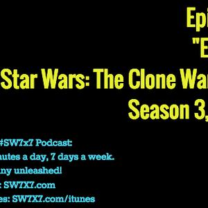 "869: ""Evil Plans"" - Clone Wars Briefing, Season 3, Episode 8"
