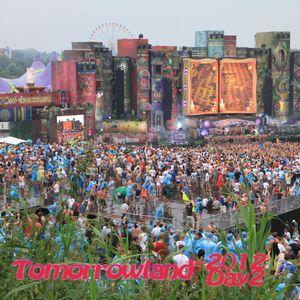 Tomorrowland 2012 Day 2 - Large Mix