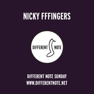 nicky fffingers 6 @ Different Note Sunday 2016/09/11