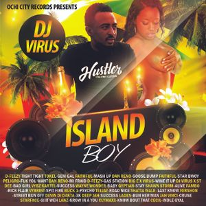 DJ VIRUS ISLAND BOY DANCEHALL MIXTAPE OCTOBER 2017