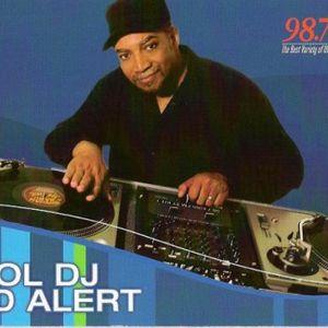 DJ Red Alert - Red Alert Show Kiss FM 24 October 1994 Pt. 1