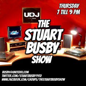 UNITED DJS - THE STUART BUSBY SHOW - SHOW 44 - 7-2-2019