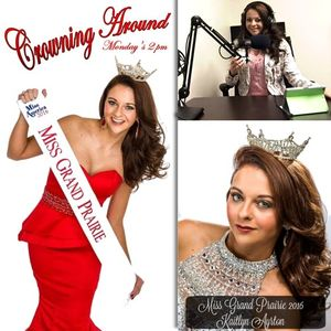 Crowning Around 02-29-2016 with Jan Mitchell