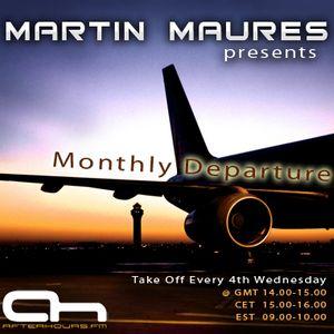 Monthly Departure 020 (October 2011)