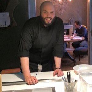 O Chef Σταμάτης Μαρμαρινός στις Winelovers