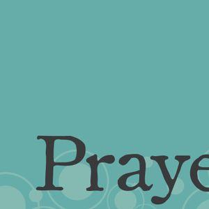 A Compassionate Savior and Prayer