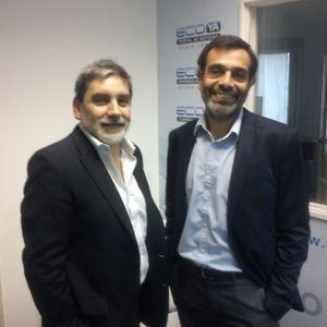 AQUI, EL PLANETA con Guillermo Saldomando Y Cesar Sanchez programa 12-05-2017