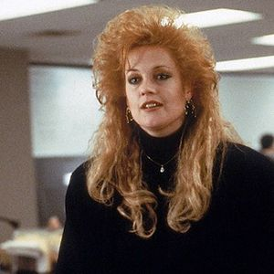 Melanie Griffith at the Hairdresser's, 10.10.1988