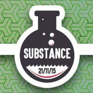 B-SIDE live @ SUBSTANCE JuiceClub HH(21.11.15)