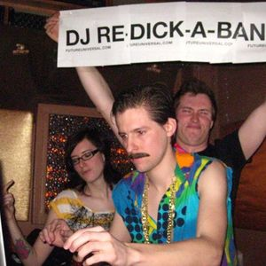 dj Interrobang - Live as DJ Re-Dick-a-Bang!!1 from Partyline at Shine SF (extended ending edit)
