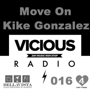 Move On // 016 // Kike Gonzalez