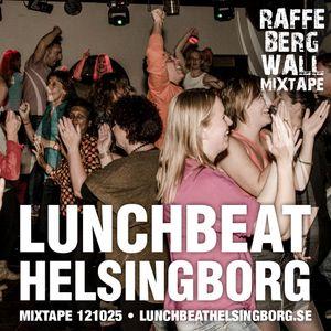 Lunchbeat Helsingborg Mixtape 121025