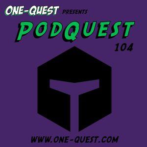 PodQuest 104 - E3 Predictions, Rocky IV, and Consoles