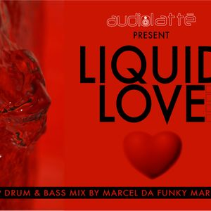 LIQUID LOVE : MIXED BY MARCELLE DA FUNKY MARSUPIAL