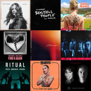 The Pop Song #47 : August 2019
