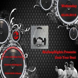 BluDeepNights on Westradio Vol.9 Aleksandar Savkovic and Grab Your Beat