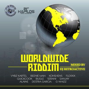 DJ RetroActive - Worldwide Riddim Mix [Fresh Ear Prod] February 2012