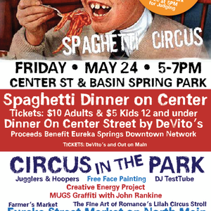 """Testube - Circus Mix 1 for the ESDN Street Market """"Fun After Five"""" Circus Night"""