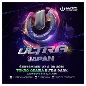Daishi Dance - Live @ Ultra Japan 2014 (Tokyo) - 27.09.2014