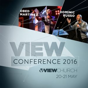 2016-05-21 - View Conference - Obed Martinez - Session 3