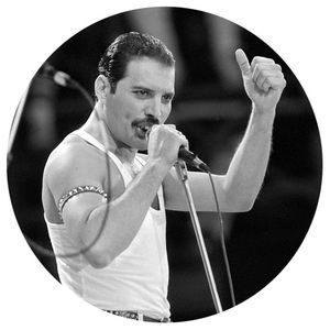 Tuesday Club with Aidan O'Rourke commemorating Live Aid 1985 - Records reseached by Ann Nazario